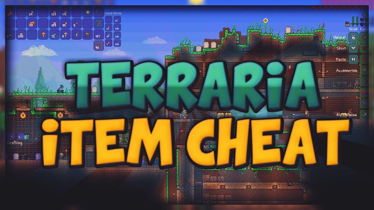 Terraria Cheats