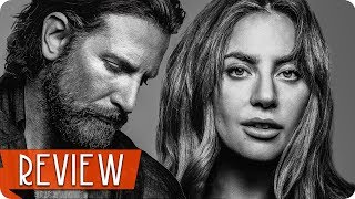 A STAR IS BORN Kritik Review (2018) Video