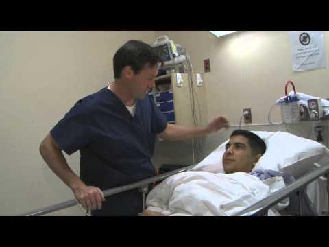 Cory Edgar, M.D., Ph.D., UConn Health Physician