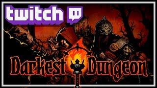 Стрим Darkest Dungeon: погружаемся в бездну!
