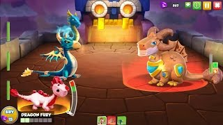 Dragon Mania Legends - Clear map Heroic 50