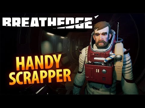 Breathedge #04 | HANDY SCRAPPER | Gameplay German Deutsch