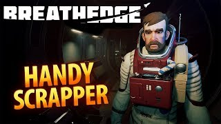 Breathedge #04 | HANDY SCRAPPER | Gameplay German Deutsch thumbnail