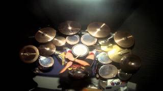 Ashes of the Wake Lamb of God - Drum Cover