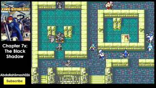 Let's Play GBA Fire Emblem - Chapter 7x: