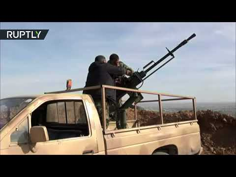 RAW: Syrian army makes further gains in E. Ghouta's Harasta