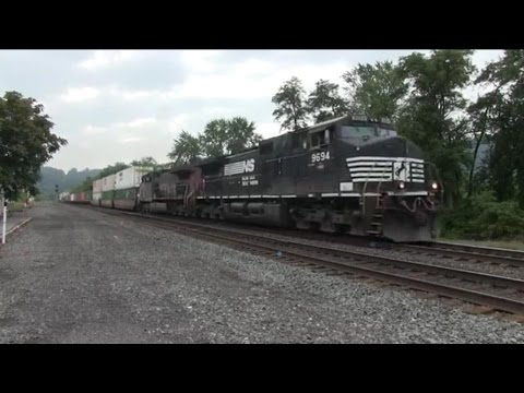 HD A visit to the Pittsburgh Line September 3&4 2014