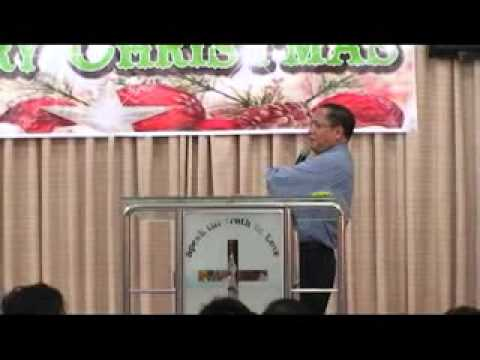 Dec 14,2014 (Myanmar Service) Rev. Dam Suan Mung