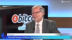 Nouvelle flambée du Bitcoin : toujours aussi délirant ?
