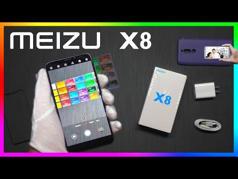 📶 Meizu X8 - ПОЛНЫЙ ОБЗОР и ТЕСТЫ