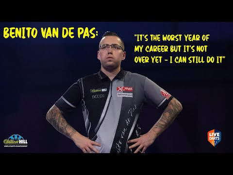 """Benito van de Pas: """"It's the worst year of my career but it's not over yet – I can still do it"""""""