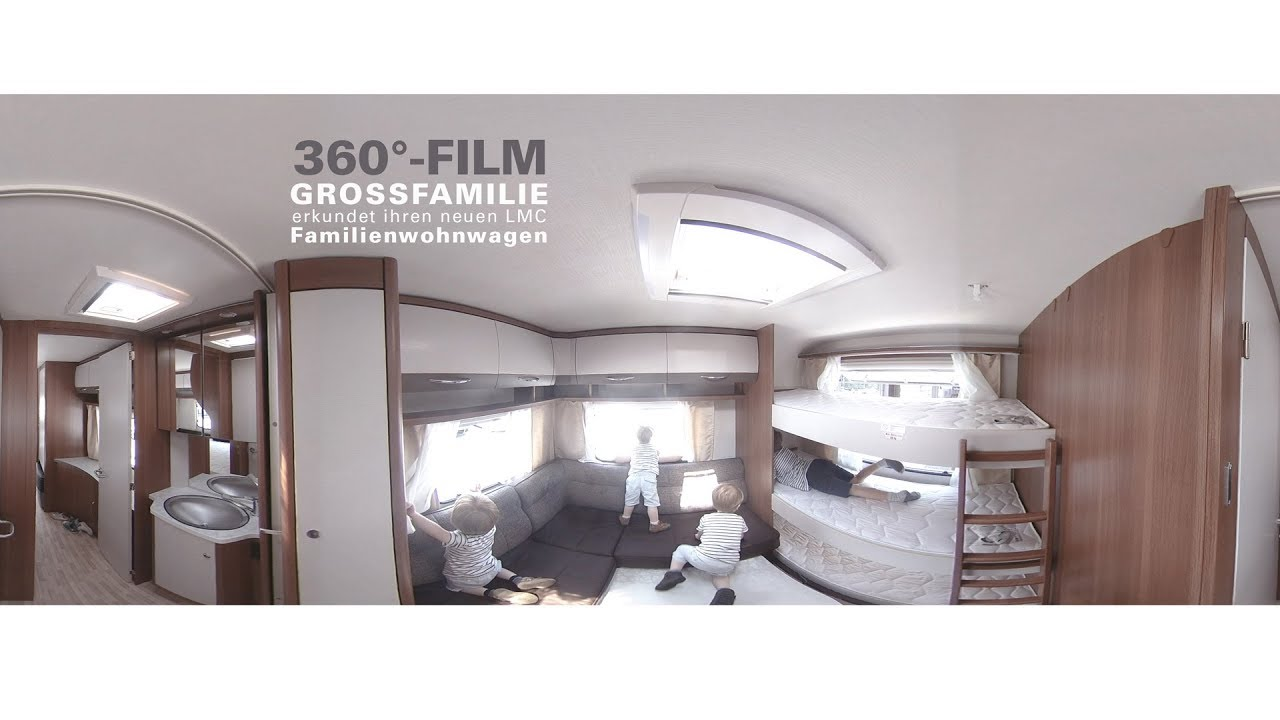 Dreier Etagenbett Wohnwagen : Großfamilie erkundet familienwohnwagen youtube