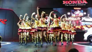 Video JKT48 - Part 1 @. Booth Honda GIIAS 12/08/17 download MP3, 3GP, MP4, WEBM, AVI, FLV Desember 2017