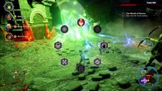 Dragon Age: Inquisition Nightmare Walkthrough Part 3, First Boss Pride Demon!