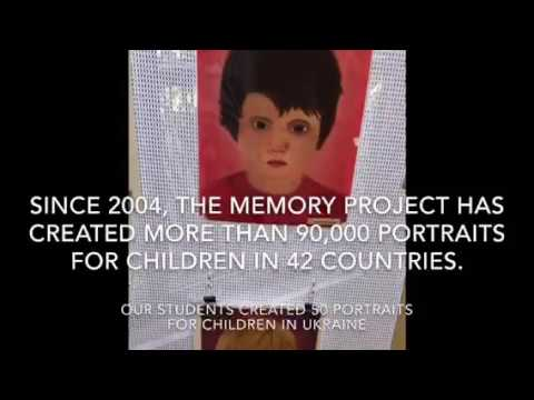 The Memory Project- Harold L. Richards High School 2017