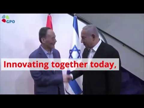 Chinese VP Wang Qishan in Israel