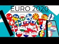 Countryballs Marble Race EURO 2020 2021 Prediction   Group Stage + Play-Off   Beat the Keeper