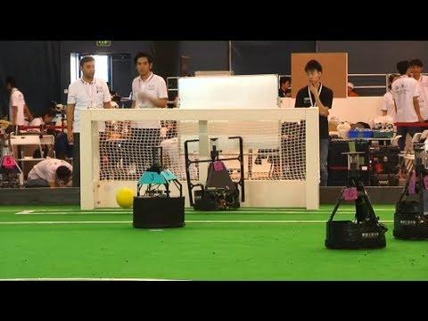 مونديال كرة قدم للروبوتات في الصين  - 10:54-2019 / 5 / 19
