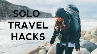 31 Solo Travel Hacks