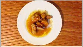 Свиные ребрышки в медовом соусе в мультиварке-скороварке редмонд/ redmond rmc-m4506