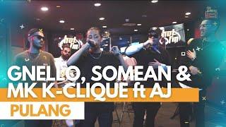 Download lagu #JammingHot : GNello, Somean & MK K-Clique & AJ - Pulang