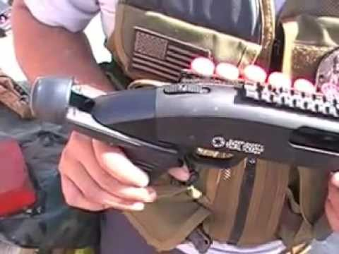 Knoxx pistol grip stock for shotguns