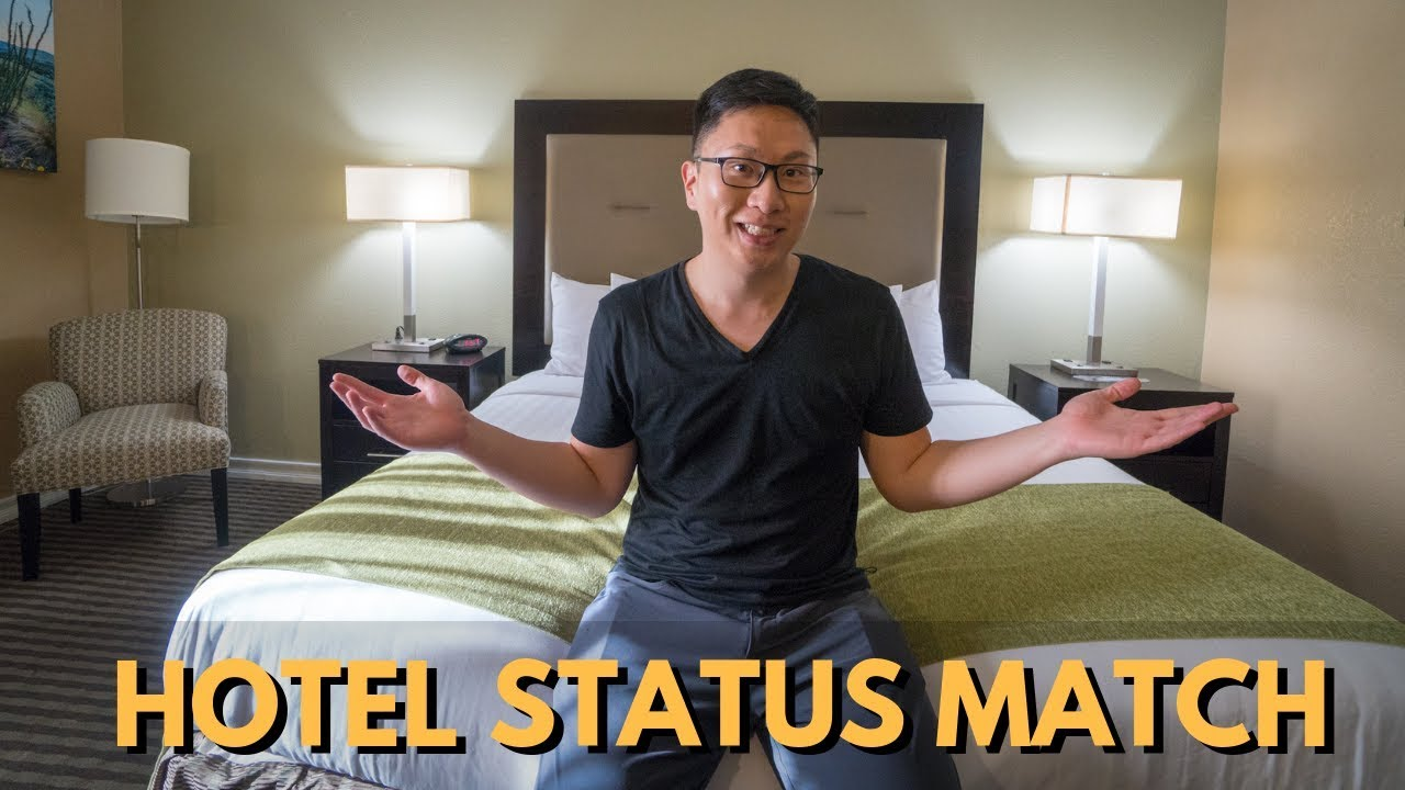 Best Western: How to Status Match — AskSebby