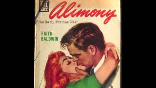 Alimony - Civil Union
