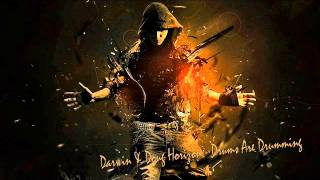Darwin & Doug Horizon - Drums Are Drumming
