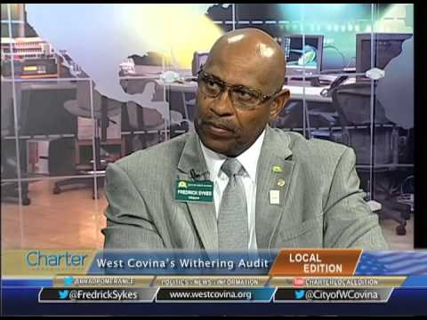 Charter Local Edition with West Covina Mayor Fred Sykes