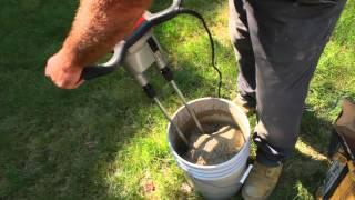 Concrete Mixer by Z Counterform