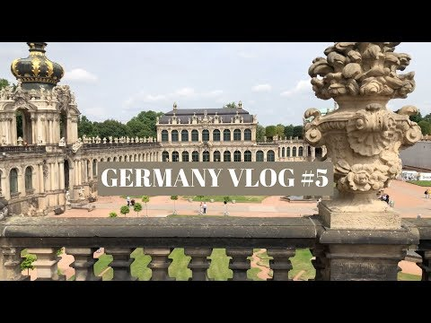 Germany Vlog #5 | Dresden
