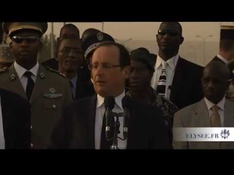 MALAISE TV : FRANCOIS HOLLANDE CHANTE