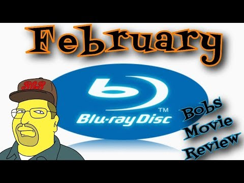 February 2018 Blu-Ray Release Preview