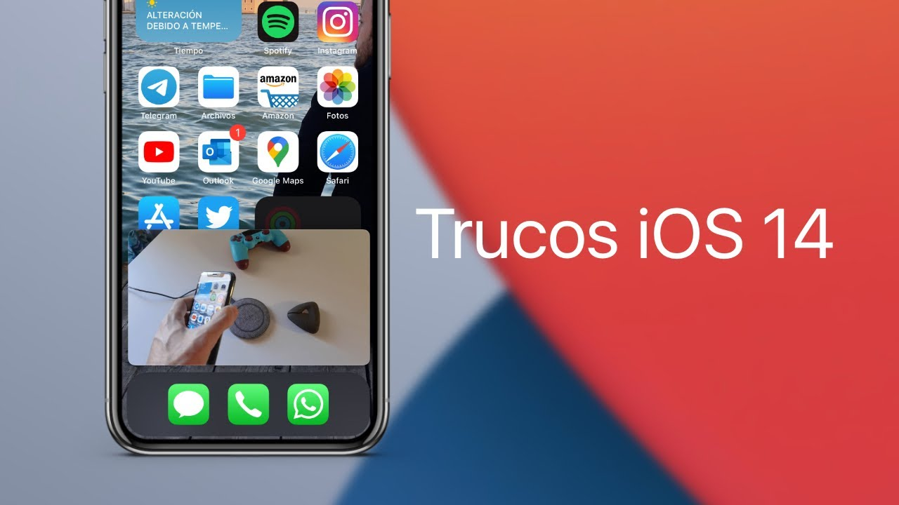 9 trucos de iOS 14 que quizás no conocías