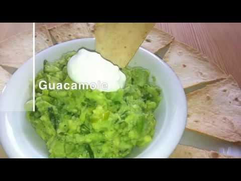 recette-de-guacamole---dip-à-base-d'avocats