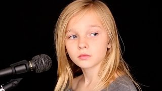 Disturbed - The Sound Of Silence - cover by Jadyn Rylee and Sina (Simon & Garfunkel original)