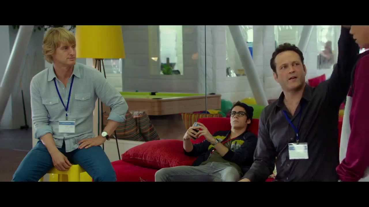 The Internship Official Trailer 2 Hd Aprendices Fuera De Línea Youtube