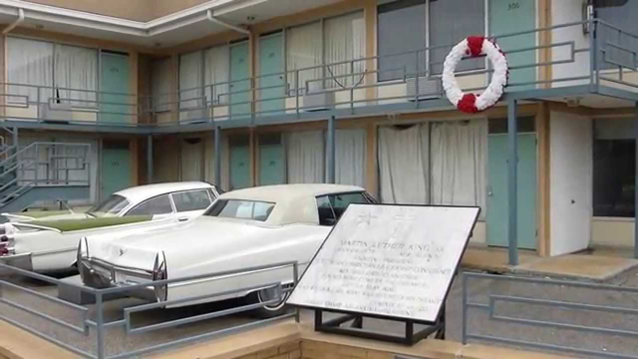 Lorraine Motel Martin Luther King Memphis Youtube