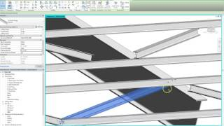 Revit Truss Joins