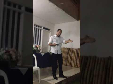 Pregador Edvaldo Junior-Vale A Pena Nascer Dinovo