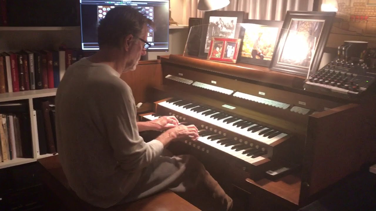 Allen ADC 1110 Organ Midi Conversion Completed!