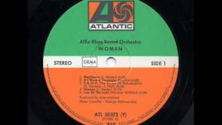 Alfie Khan Sound Orchestra - Woman (1974)