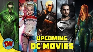 Upcoming DC Movies Upto 2030 | Explained in Hindi