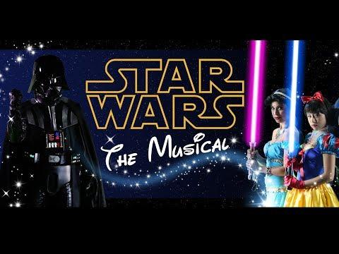 Star Wars Musical (Disney Parody) - GeorgeShawMusic