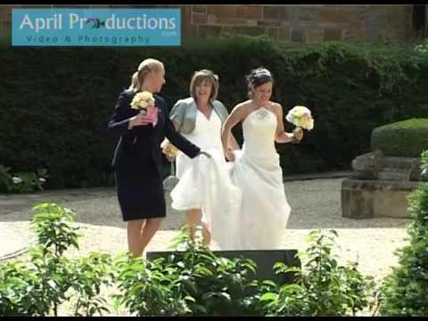 Nicola & Daniel's wedding at Fawsley Hall