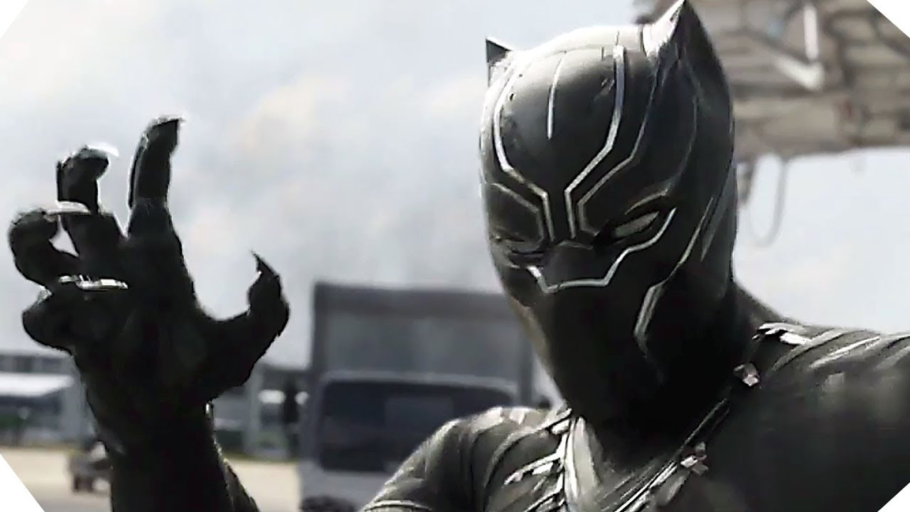 Ultra Hd 4k 30fps Marvel S Black Panther Trailer Youtube