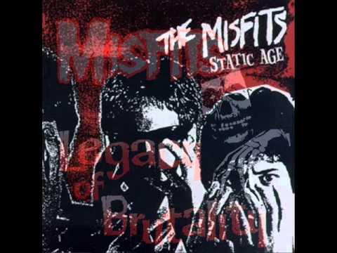 Misfits - Hybrid Moments (cover) - Karaoke