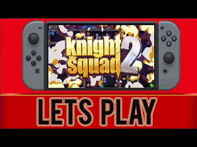Knights Squad 2  Team Gameplay Nintendo Switch