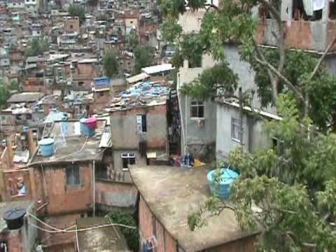 Favela da Rocinha - Rio de Janeiro - Brasil 2009